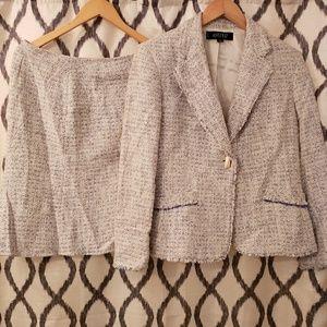 Kasper Skirt and Matching Blazer